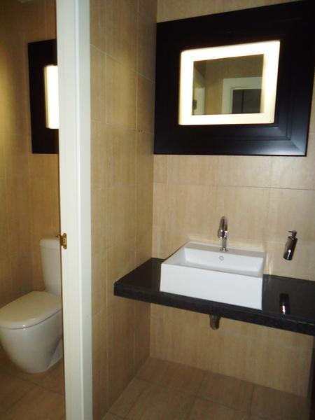 Aseo - Oficina en alquiler en calle Cornella, Esplugues de Llobregat - 122920035