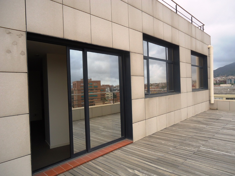 Terraza - Oficina en alquiler en calle Cornella, Esplugues de Llobregat - 122920040