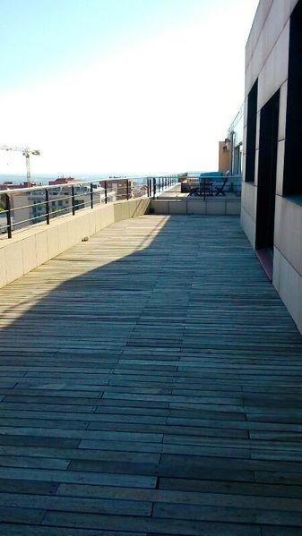 Terraza - Oficina en alquiler en calle Cornella, Esplugues de Llobregat - 122920043
