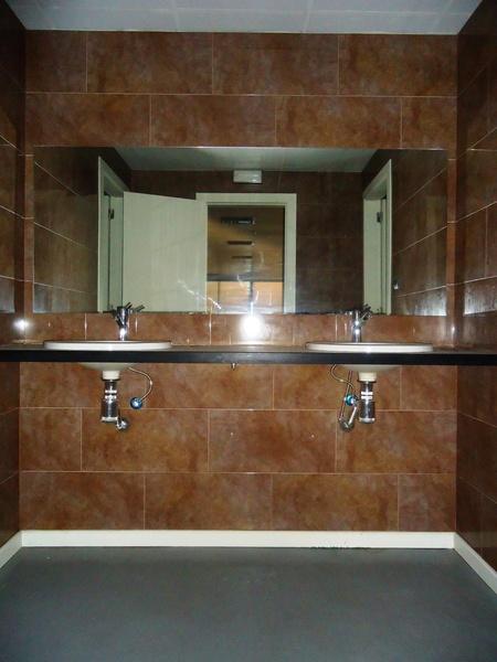 Baño - Oficina en alquiler en calle Cornella, Esplugues de Llobregat - 123156763