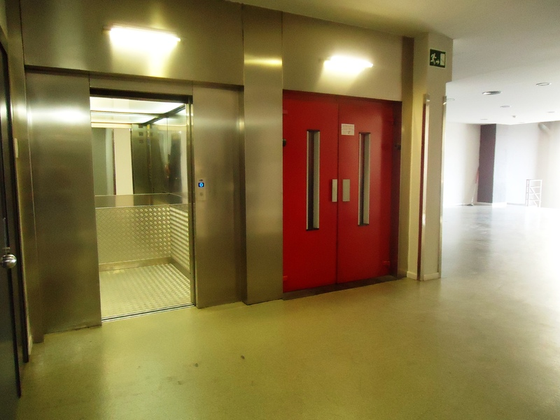 Zonas comunes - Oficina en alquiler en calle Cornella, Esplugues de Llobregat - 123156786