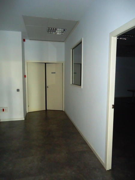 Vestíbulo - Oficina en alquiler en calle Cornella, Esplugues de Llobregat - 123156934