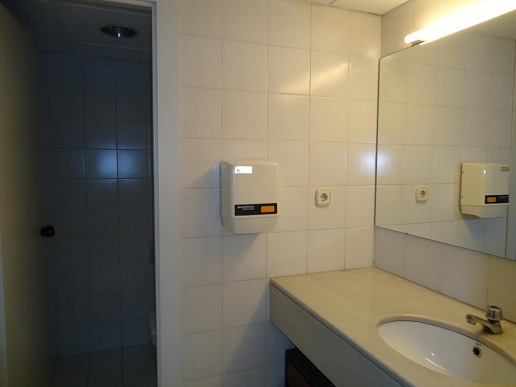 Baño - Oficina en alquiler en calle Muntaner, Sant Gervasi – Galvany en Barcelona - 157193920