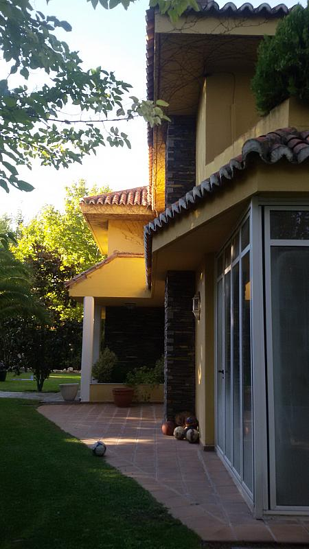 Chalet en alquiler en calle Sancho Rosa, Fuente del fresno - 220809829