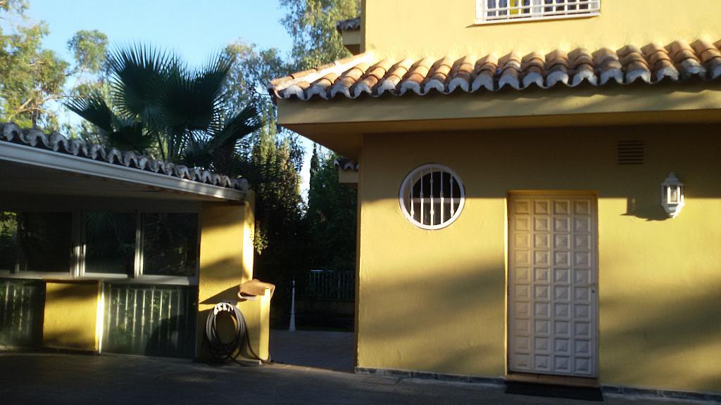 Chalet en alquiler en calle Sancho Rosa, Fuente del fresno - 220809853