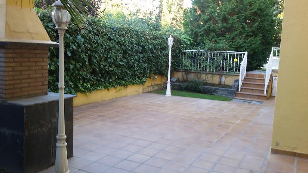 Chalet en alquiler en calle Sancho Rosa, Fuente del fresno - 220809868
