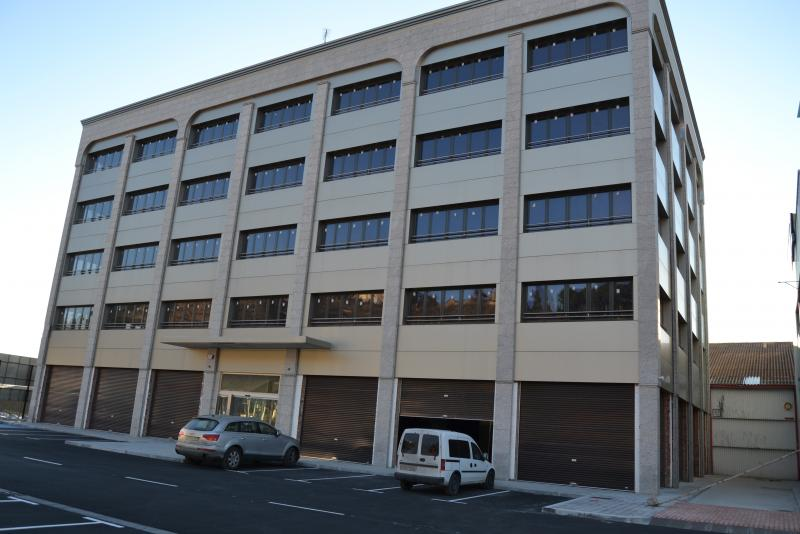 Fachada - Oficina en alquiler en calle Exercit, Lleida - 116264325