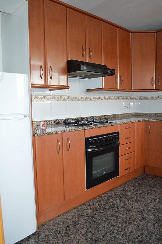 Cocina - Piso en alquiler en calle Mas Catarrro, Santa Margarida i els Monjos - 323479434