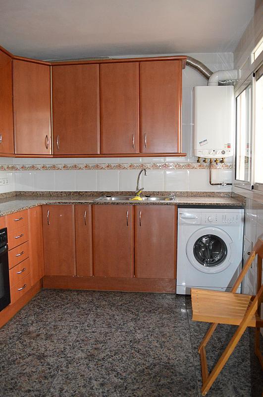 Cocina - Piso en alquiler en calle Mas Catarrro, Santa Margarida i els Monjos - 323479437
