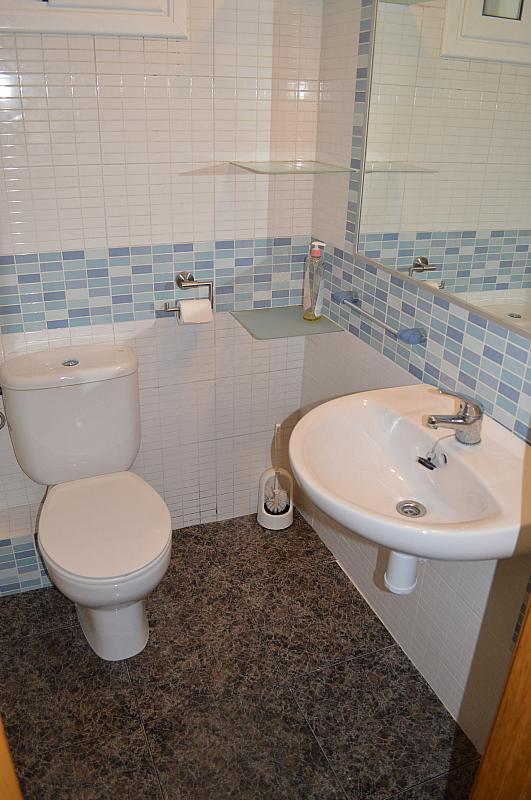 Baño - Piso en alquiler en calle Mas Catarrro, Santa Margarida i els Monjos - 323479488