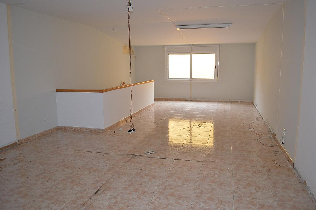 Planta altillo - Local en alquiler en calle Igualada, Centre vila en Vilafranca del Penedès - 242106609