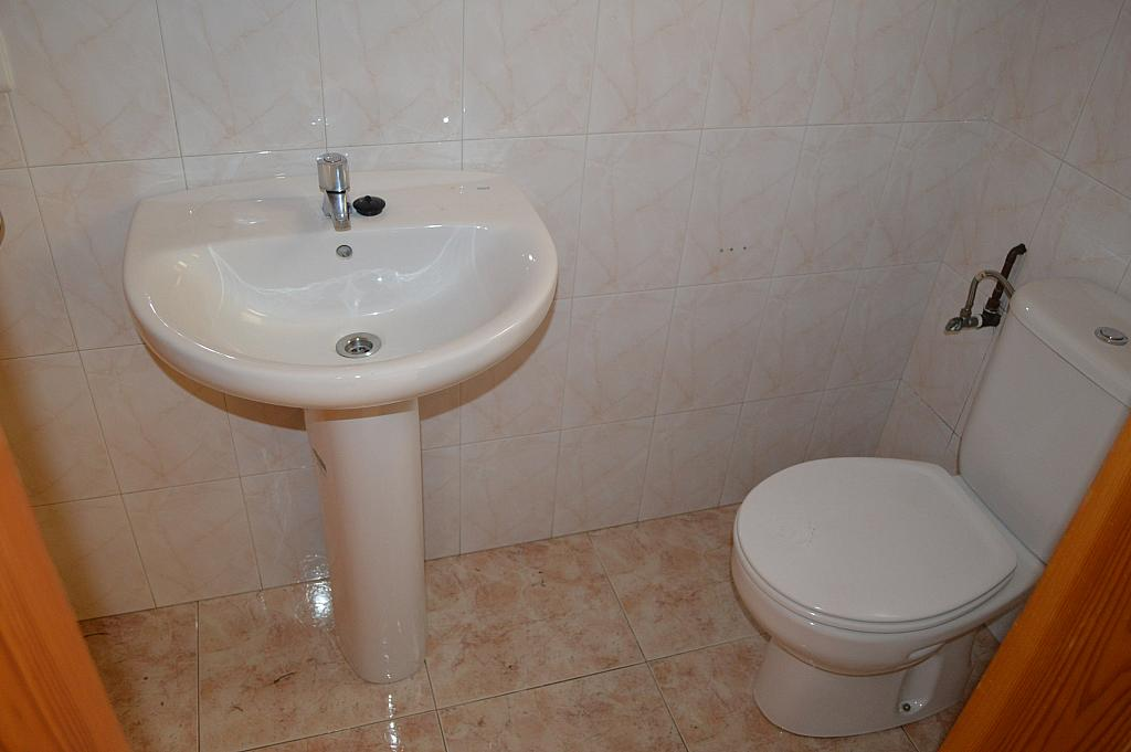 Baño - Local en alquiler en calle Igualada, Centre vila en Vilafranca del Penedès - 242106663