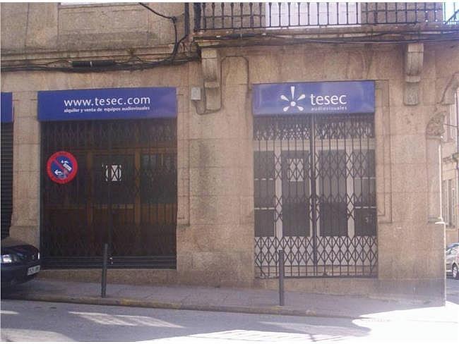Local comercial en alquiler en calle Concepcion Arenal Esquina Garcia, Santiago de Compostela - 321087419