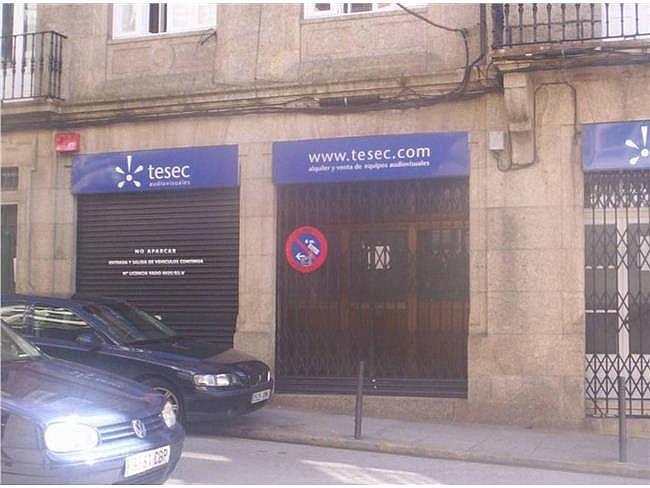 Local comercial en alquiler en calle Concepcion Arenal Esquina Garcia, Santiago de Compostela - 321087422