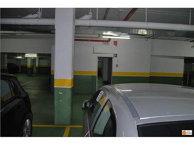 Parking en alquiler en calle Agro Da Vella, Milladoiro (O) - 377550314