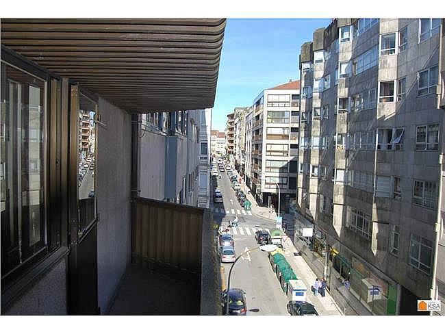 Piso en alquiler en calle Montero Rios, Santiago de Compostela - 377561048