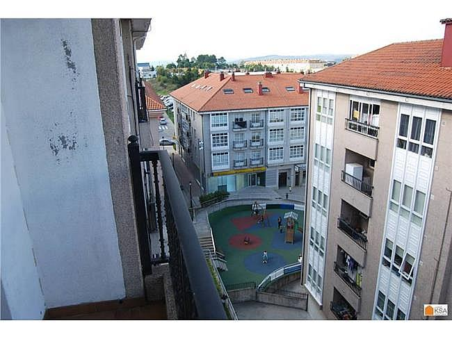 Dúplex en alquiler en calle Rosalia de Castro, Milladoiro (O) - 377566793