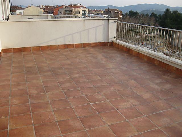 Dúplex en alquiler opción compra en calle Vallbona, Set Camins en Igualada - 242068554