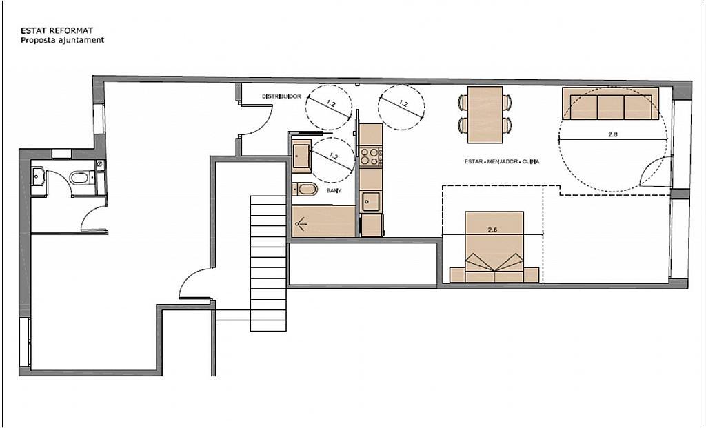 Apartamento en venta en Sarrià en Barcelona - 162941553