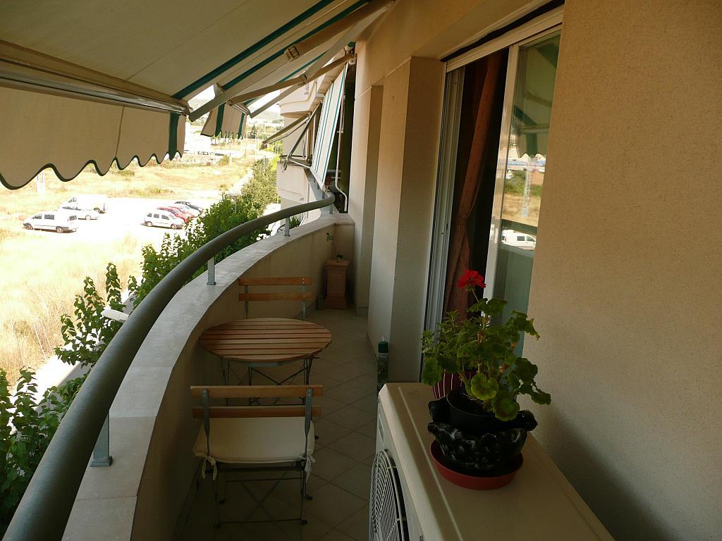 Terraza - Piso en alquiler en calle Cami Masia D'en Frederic, Llimonet en Vilanova i La Geltrú - 323035200