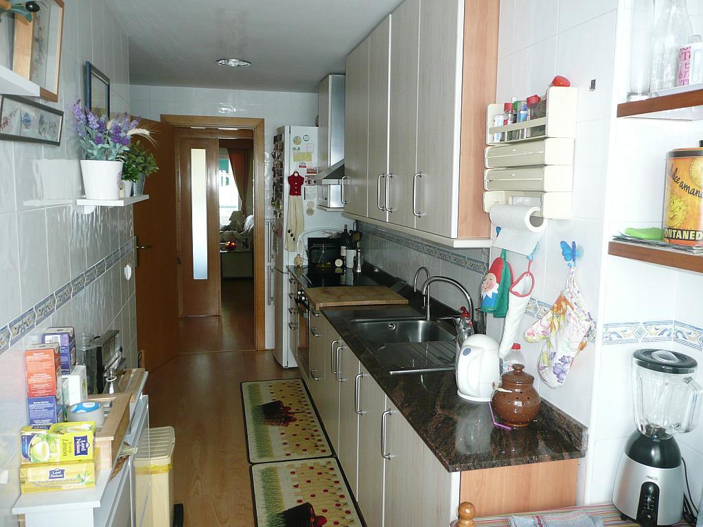 Cocina - Piso en alquiler en calle Cami Masia D'en Frederic, Llimonet en Vilanova i La Geltrú - 323035209