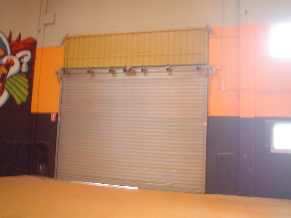 Vestíbulo - Nave industrial en alquiler en calle Les Mates, La muntanyeta en Vendrell, El - 323034572