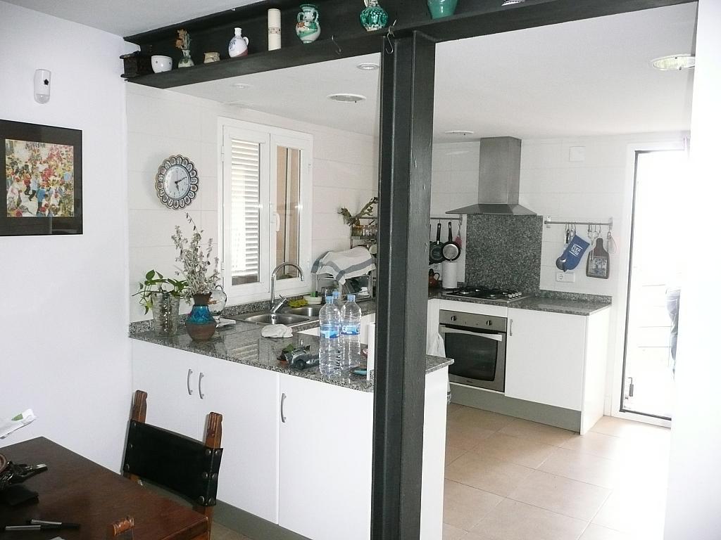 Cocina - Casa en alquiler en calle Talaia, La collada - Sis camins en Vilanova i La Geltrú - 332028626