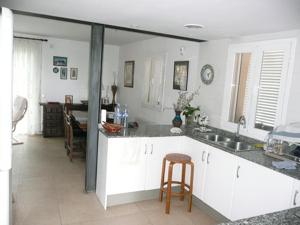 Cocina - Casa en alquiler en calle Talaia, La collada - Sis camins en Vilanova i La Geltrú - 332028628