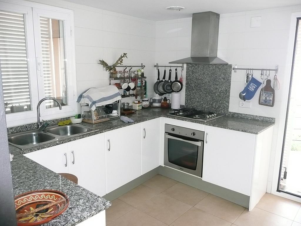 Cocina - Casa en alquiler en calle Talaia, La collada - Sis camins en Vilanova i La Geltrú - 332028629