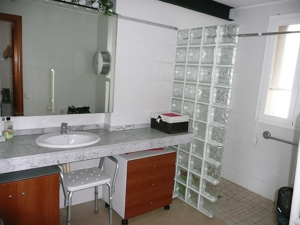 Baño - Casa en alquiler en calle Talaia, La collada - Sis camins en Vilanova i La Geltrú - 332028630