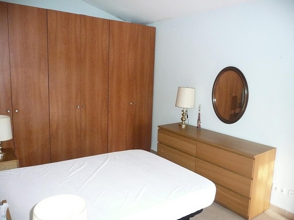 Dormitorio - Casa en alquiler en calle Talaia, La collada - Sis camins en Vilanova i La Geltrú - 332028633