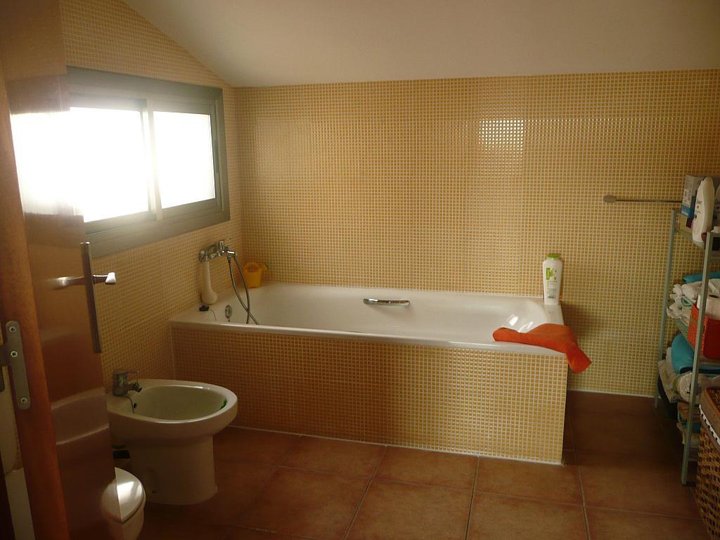 Baño - Dúplex en alquiler en calle Drferran, Roquetes, Les - 340302942