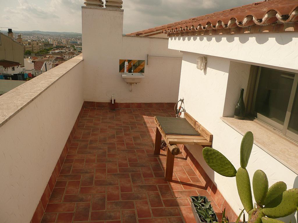 Terraza - Dúplex en alquiler en calle Drferran, Roquetes, Les - 340302951