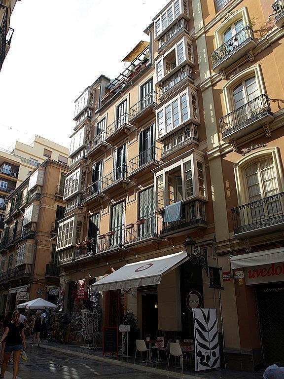 Fachada - Oficina en alquiler en calle Cister, Centro histórico en Málaga - 322045667