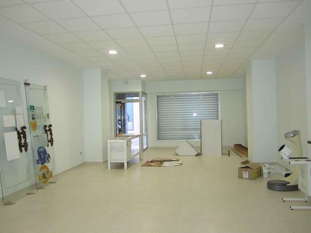 Detalles - Local comercial en alquiler en pasaje Esperanto, Centro en Málaga - 125219226