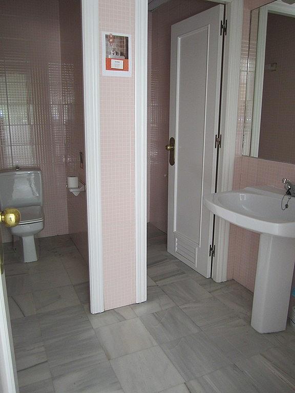 Baño - Oficina en alquiler en calle Hilera, Centro en Málaga - 211607561