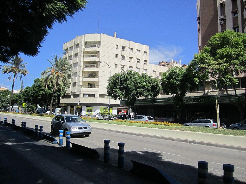 Fachada - Oficina en alquiler en calle Hilera, Centro en Málaga - 211607593