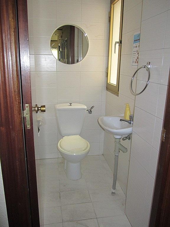 Baño - Oficina en alquiler en calle Hilera, Centro en Málaga - 211607599