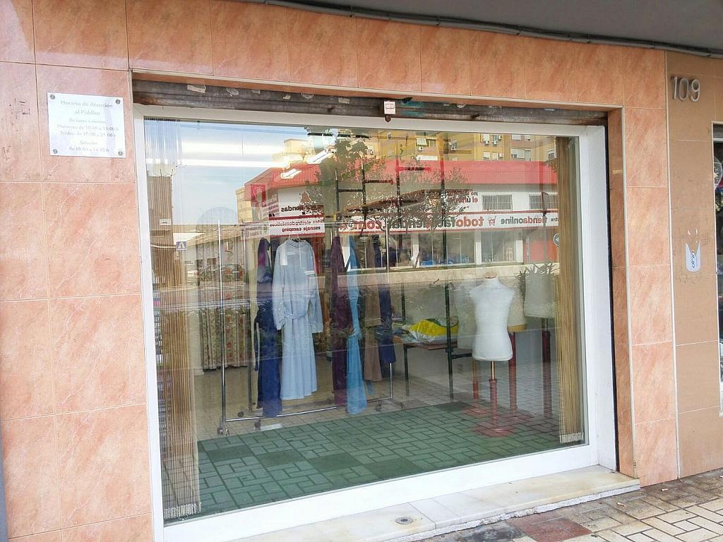 Local comercial en alquiler en La Luz-El Torcal en Málaga - 358313275