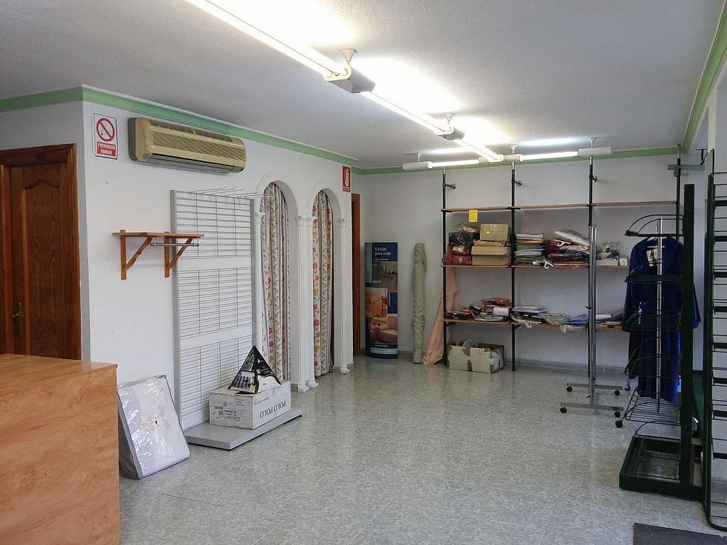 Local comercial en alquiler en La Luz-El Torcal en Málaga - 358313281