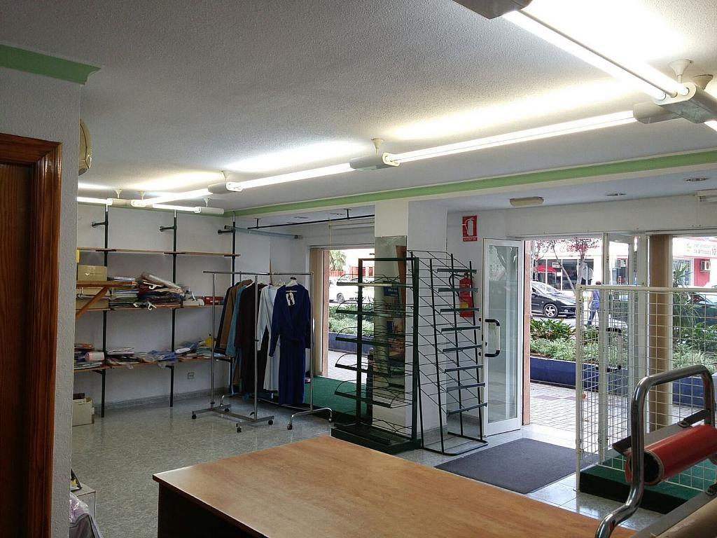 Local comercial en alquiler en La Luz-El Torcal en Málaga - 358313284