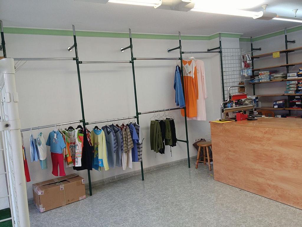 Local comercial en alquiler en La Luz-El Torcal en Málaga - 358313293