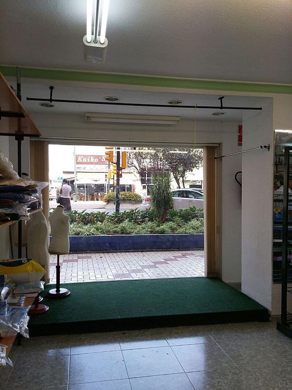 Local comercial en alquiler en La Luz-El Torcal en Málaga - 358313305
