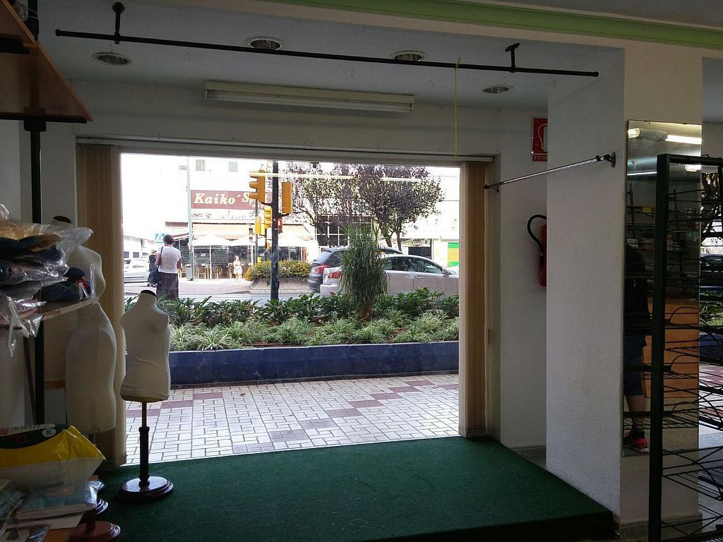 Local comercial en alquiler en La Luz-El Torcal en Málaga - 358313308