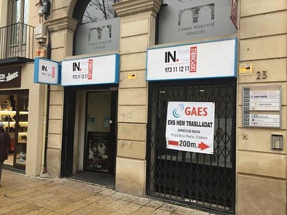 Local en alquiler en plaza Sant Joan, Lleida - 235822977