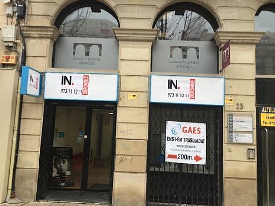 Local en alquiler en plaza Sant Joan, Lleida - 235822980