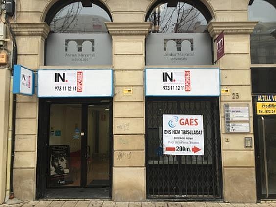Local en alquiler en plaza Sant Joan, Lleida - 235822983