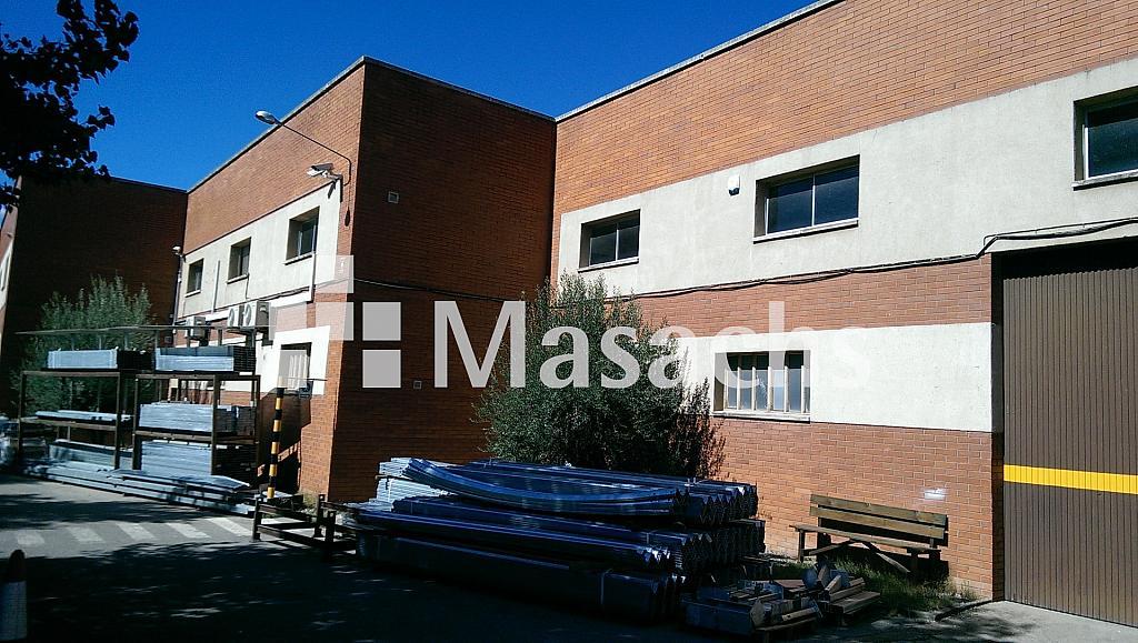 Ref. 7519 exterior - Nave industrial en alquiler en Santa Perpètua de Mogoda - 263777628