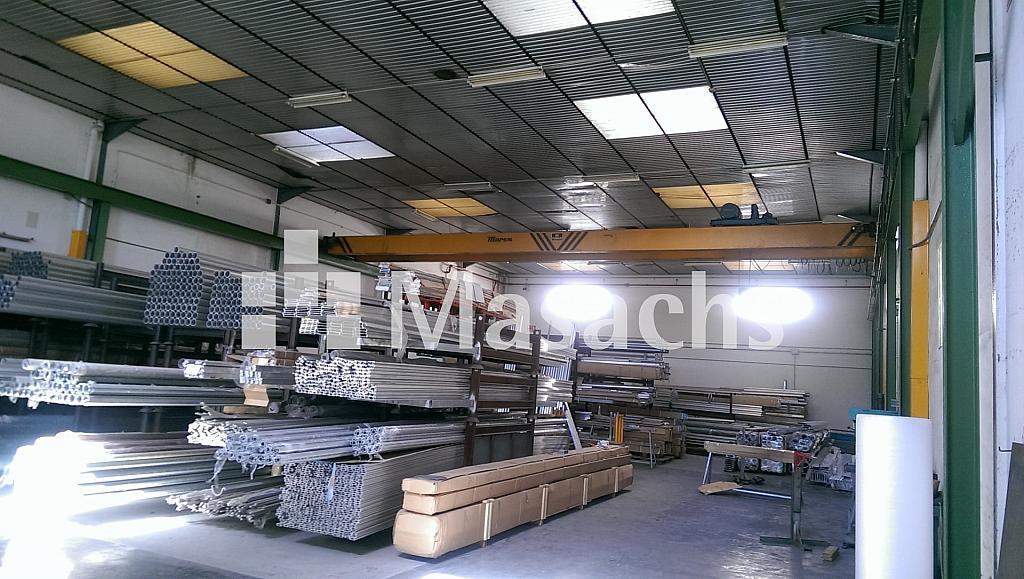 Ref. 7519 nave 7 - Nave industrial en alquiler en Santa Perpètua de Mogoda - 263777634