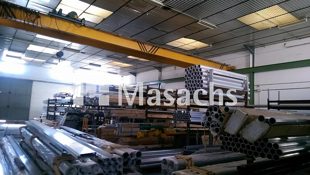 Ref. 7519 nave - Nave industrial en alquiler en Santa Perpètua de Mogoda - 263777637